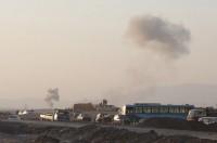 """美军当天已向""""伊拉克和黎凡特伊斯兰国""""极端组织在伊拉克北部的目标发动空袭。"""