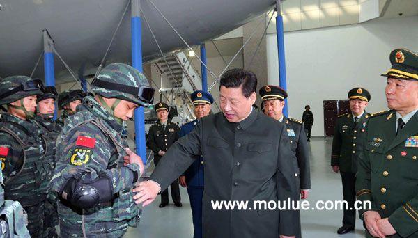 习近平:走中国特色国家安全道路